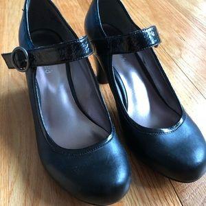 Candie's Mary Jane heels